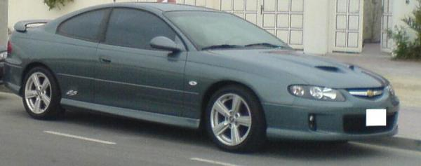 Chevrolet lumina s