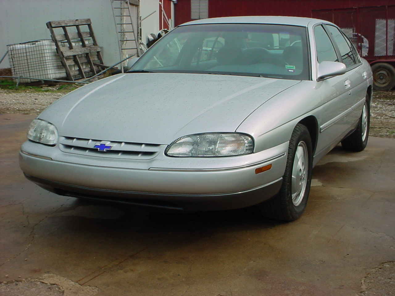Chevrolet lumina v6