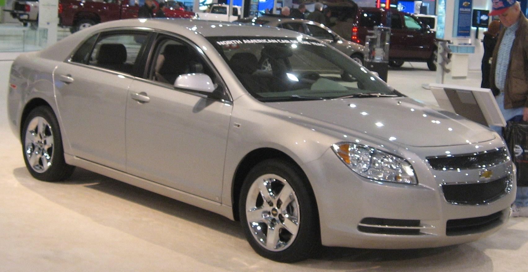 Chevrolet malibu 1lt