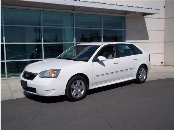 Chevrolet malibu maxx lt