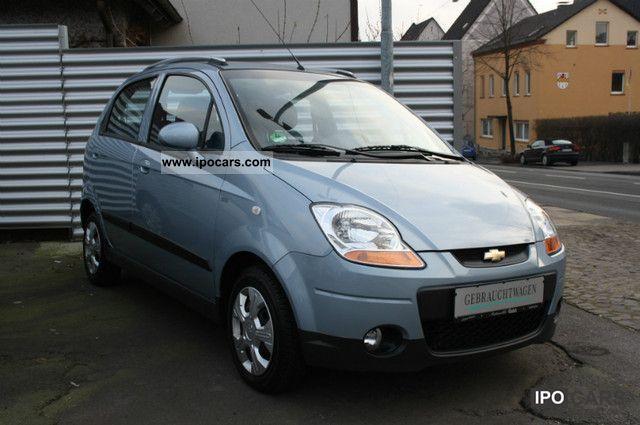 Chevrolet matiz 1.0 sx
