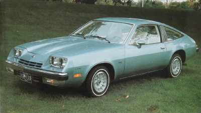 Chevrolet monza coupe