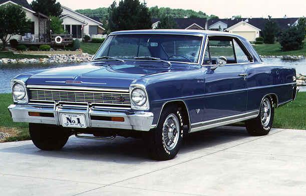 Chevrolet nova 350