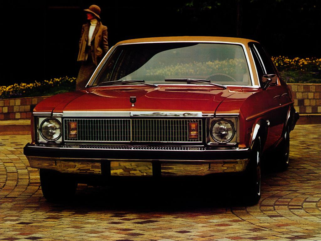 Chevrolet nova concours