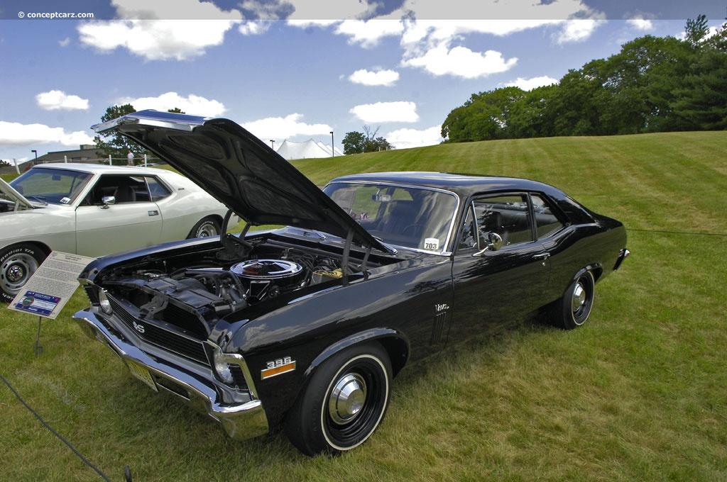 Chevrolet nova coupe