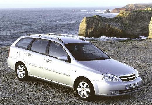 Chevrolet nubira 1.8