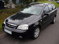 Chevrolet nubira 2.0