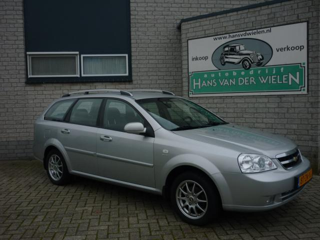 Chevrolet nubira diesel