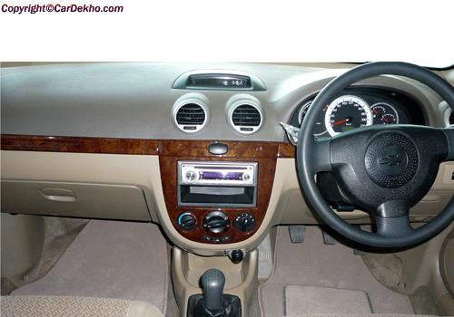 Chevrolet Optra Interior Chevrolet-optra-lt-1
