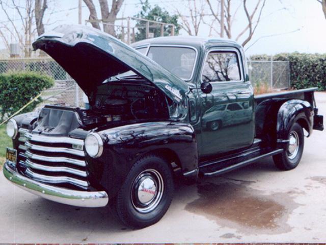 Chevrolet pick