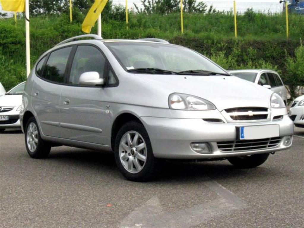 Chevrolet rezzo 2.0