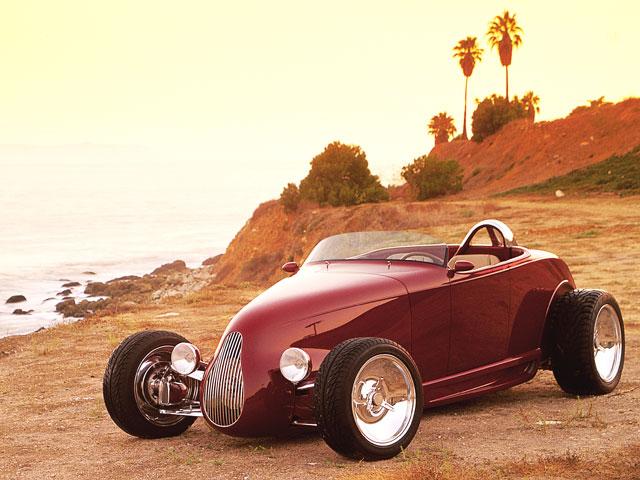 Chevrolet roadster