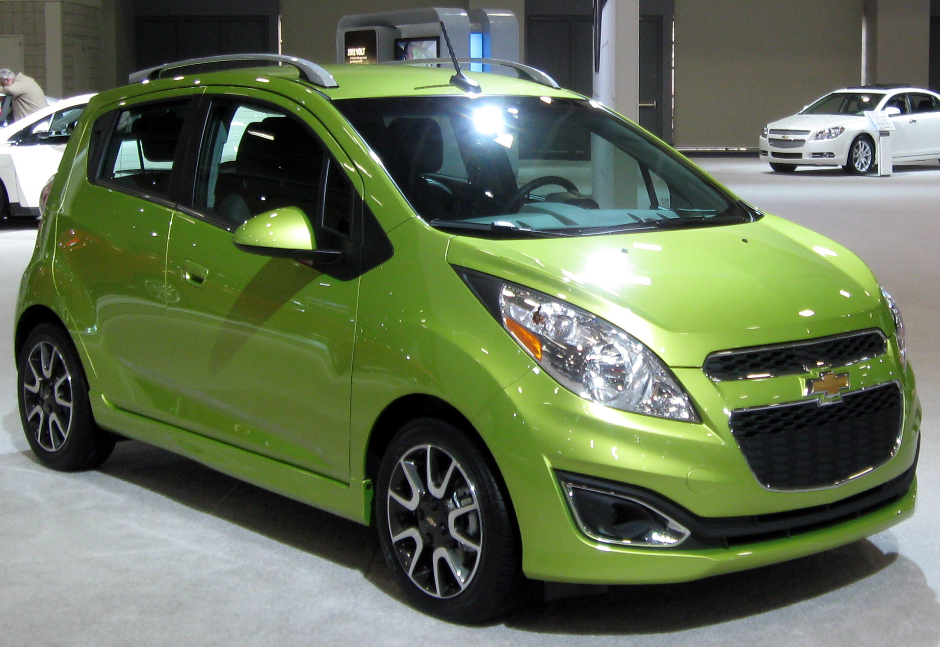 Chevrolet spark 800