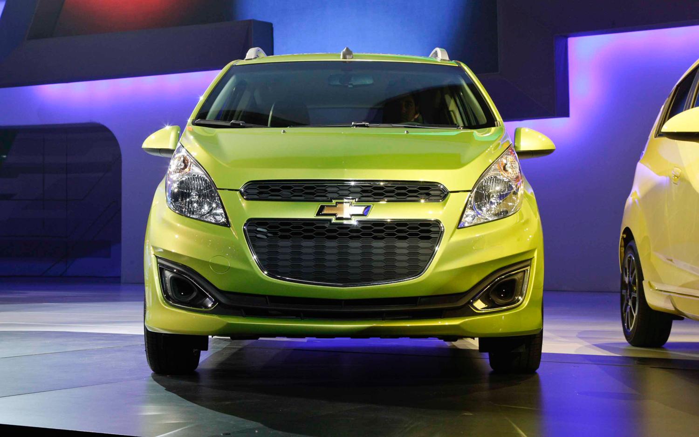 Chevrolet spark hatch