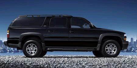 Chevrolet suburban lt 1500
