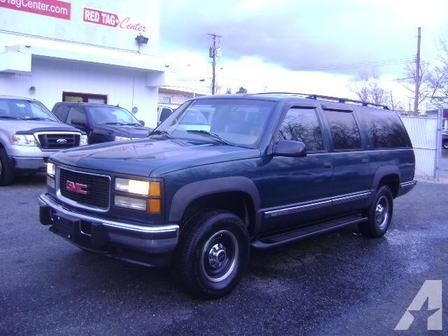 Chevrolet suburban lt 2500