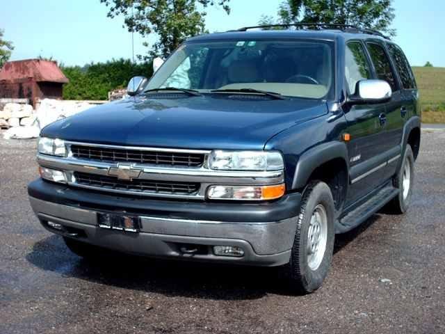 Chevrolet tahoe 5.3 lt