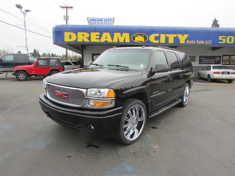Chevrolet tahoe awd
