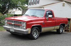 Chevrolet ton