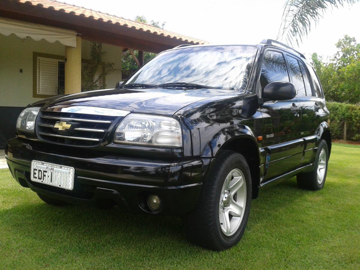Chevrolet tracker 4×4