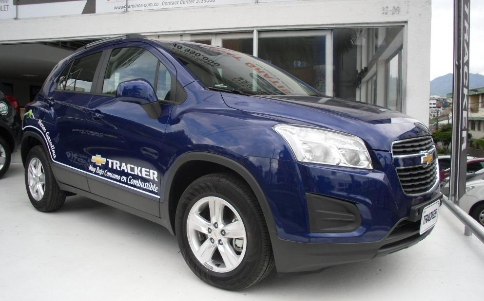 Chevrolet tracker v6
