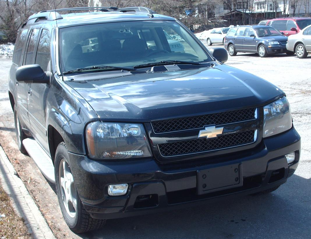 Chevrolet trail blazer lt