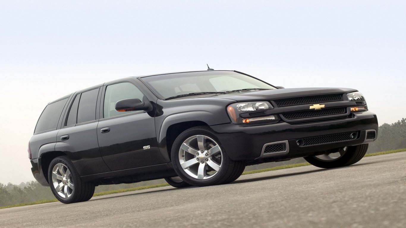Chevrolet trail blazer ss
