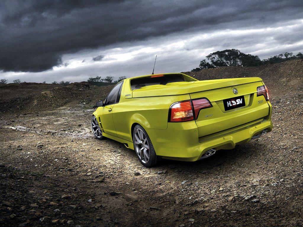 Chevrolet ute