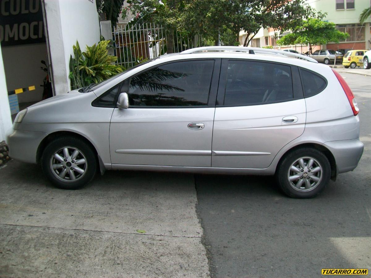 Chevrolet vivant 2.0