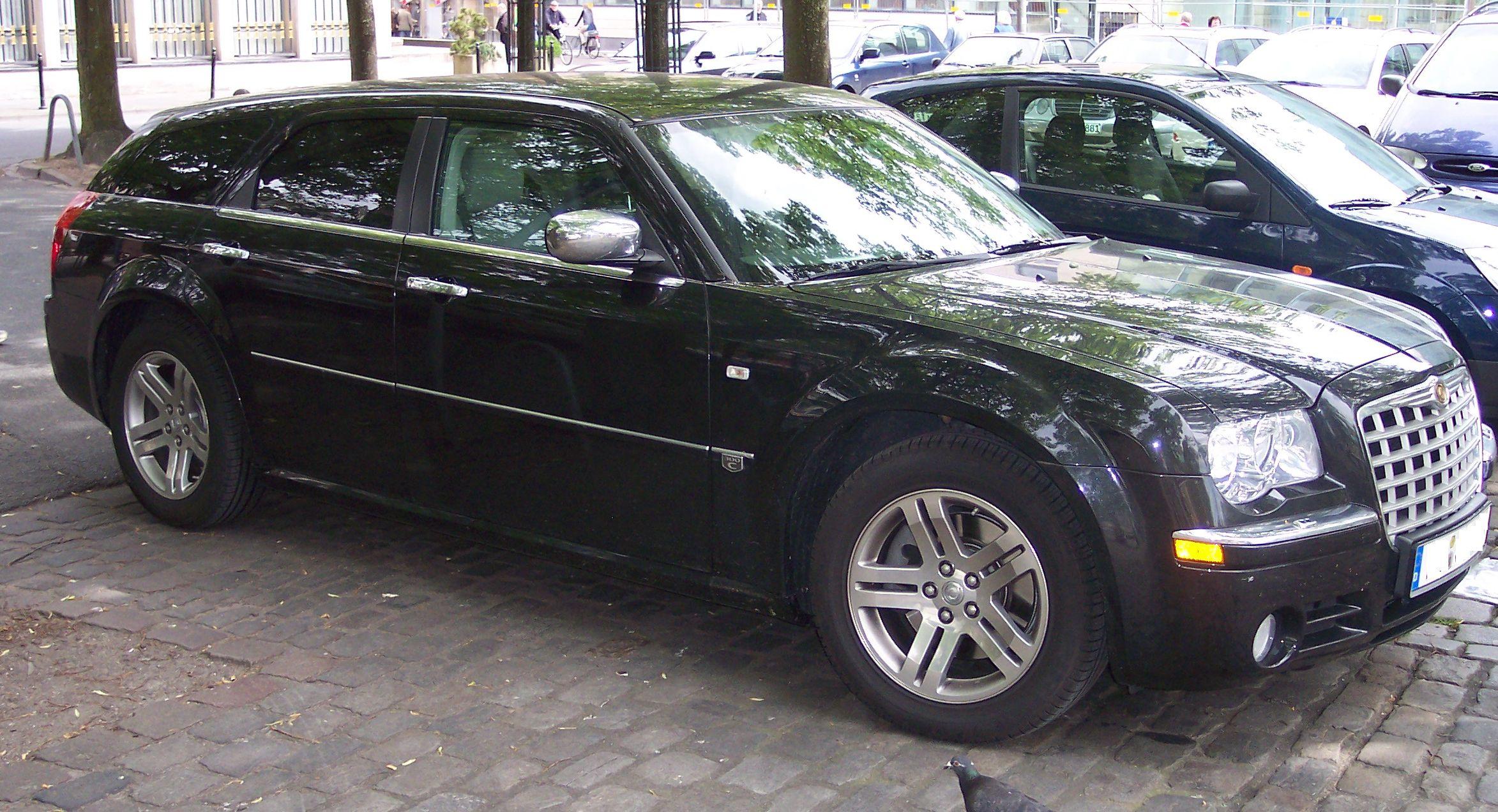 Chrysler 300 crd