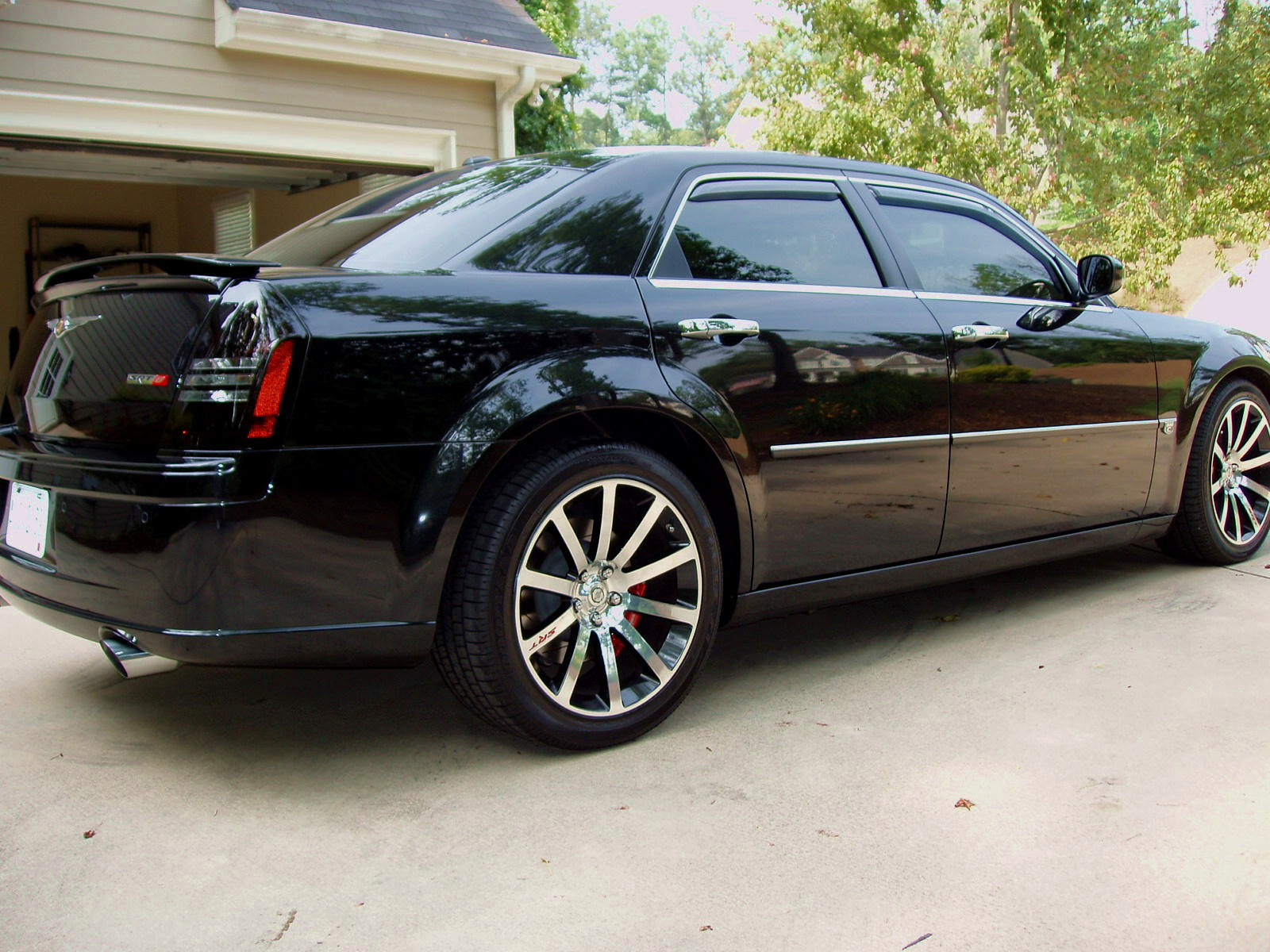 Chrysler 300c 5.7