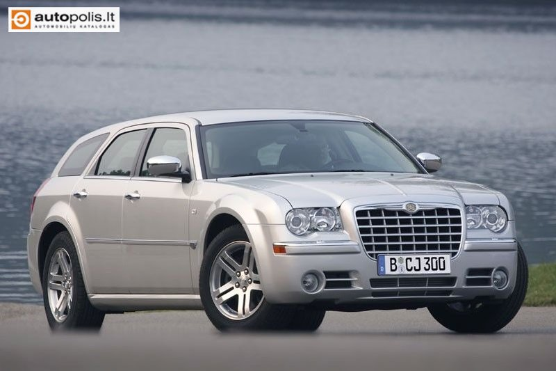 Chrysler 300c 5.7 awd