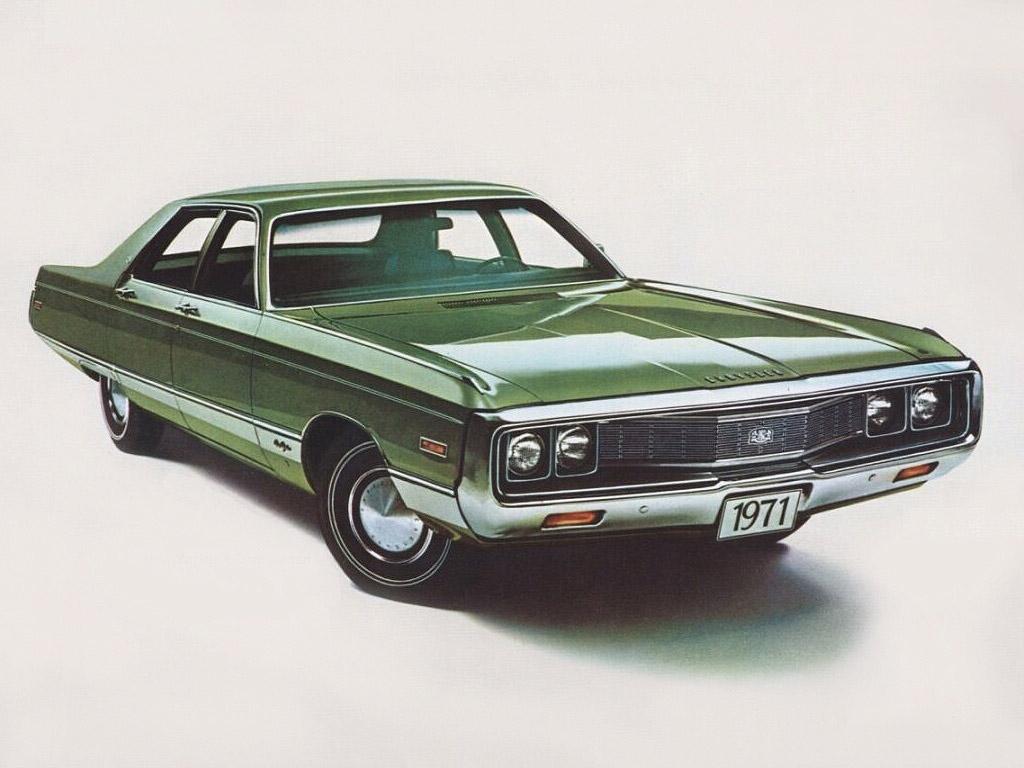 Chrysler 4-door sedan