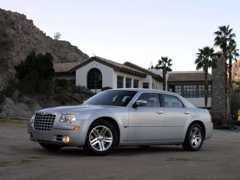 Chrysler 600