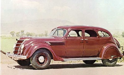 Chrysler airflow imperial