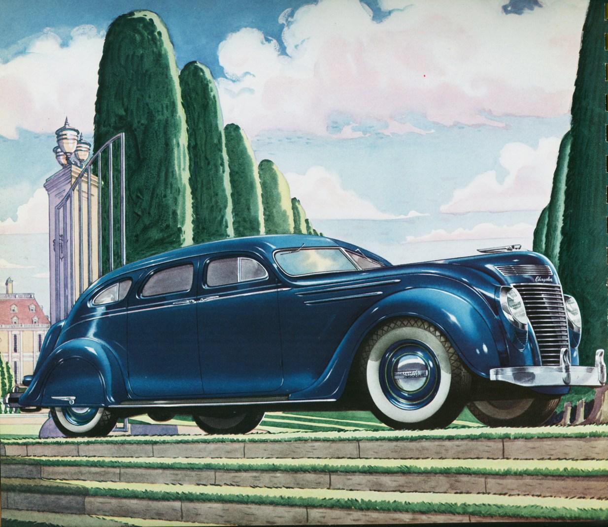 Chrysler airflow sedan