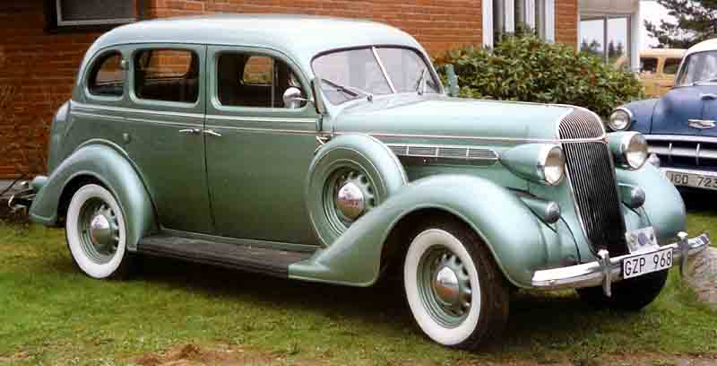 Chrysler airstream
