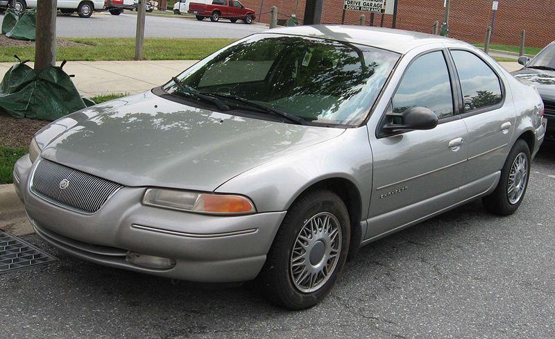 Chrysler cirrus 2.5