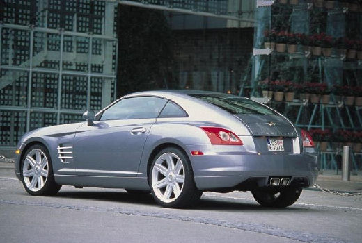 Chrysler crossfire v6