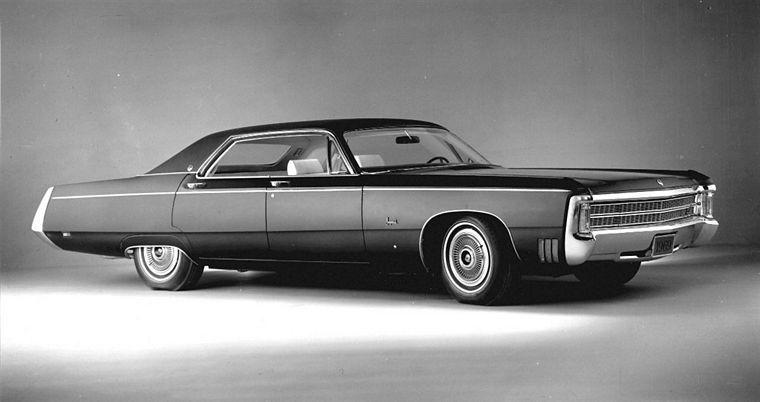 Chrysler crown