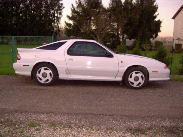 Chrysler daytona turbo