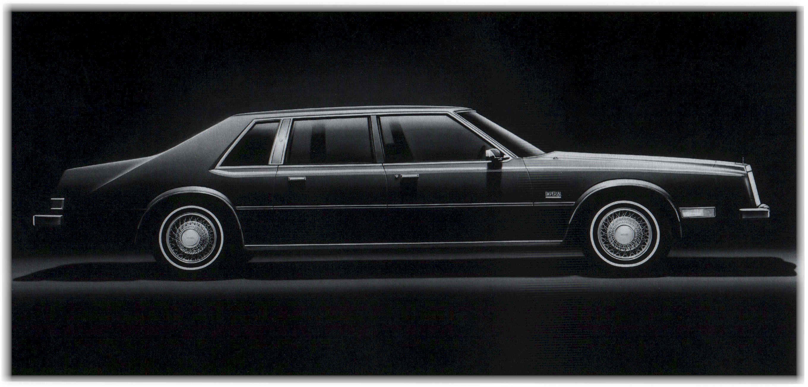 Chrysler imperial limousine