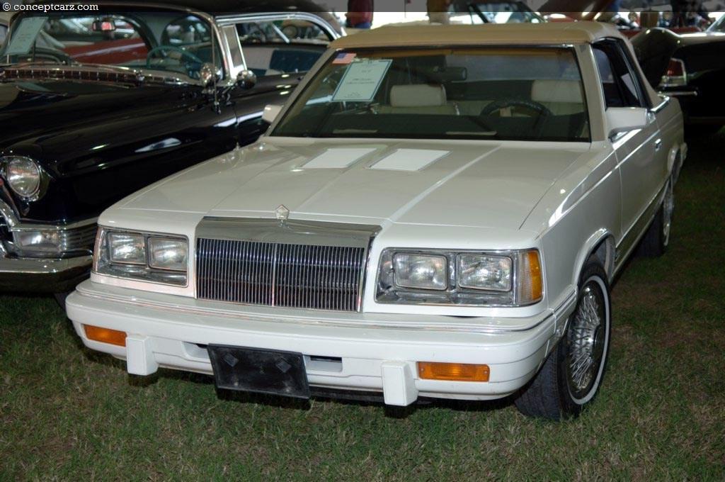 Chrysler le baron gts