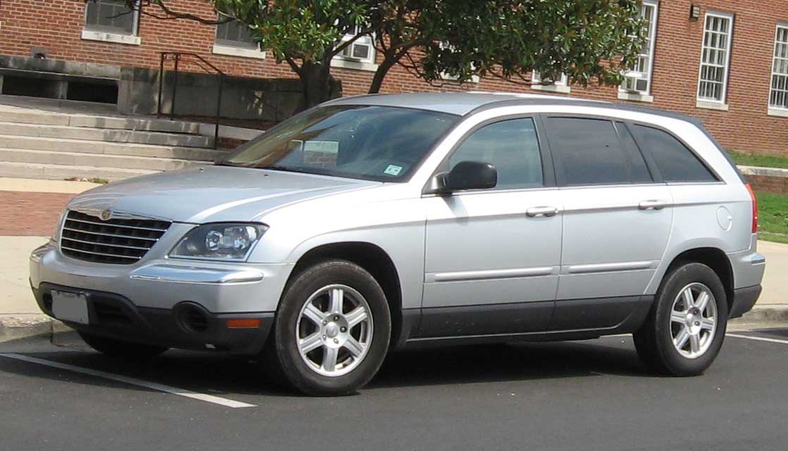 Chrysler limited