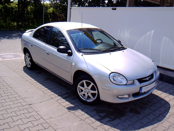 Chrysler neon le