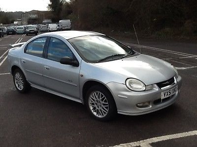 Chrysler neon rt