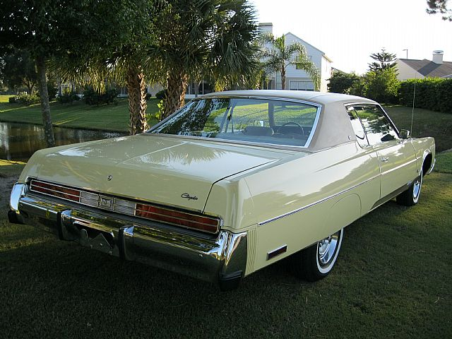 Chrysler new yorker newport