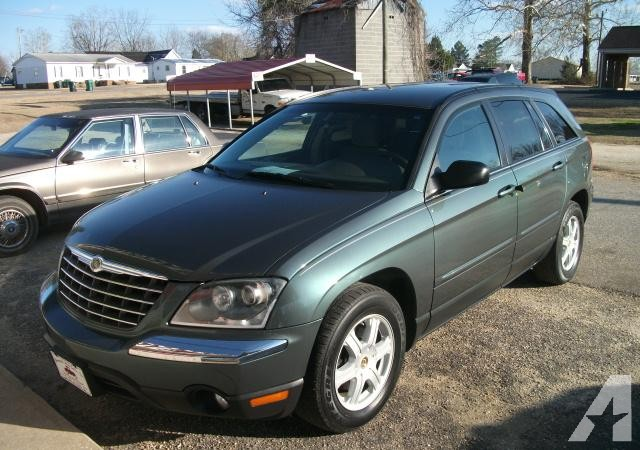 Chrysler pacifica 3.5