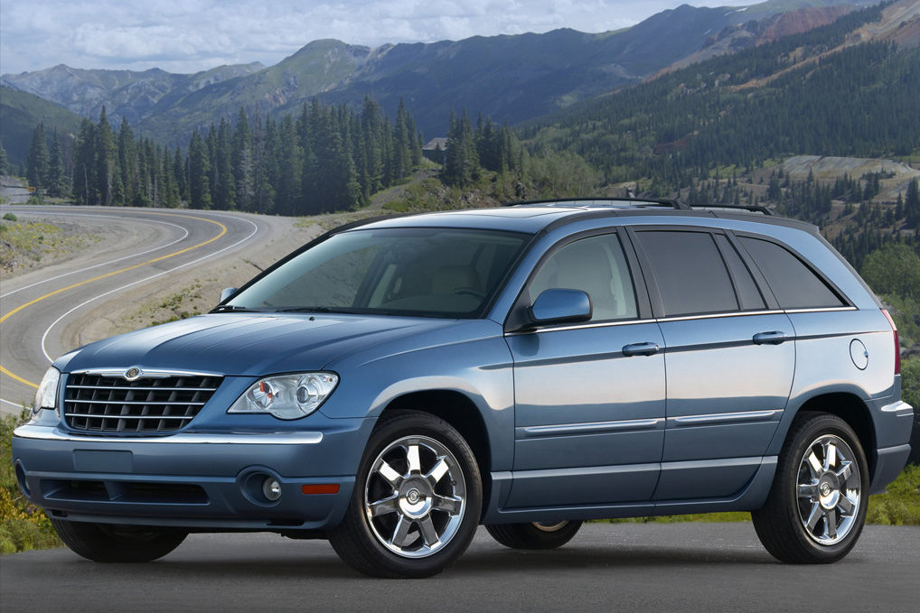 Chrysler pacifica v6