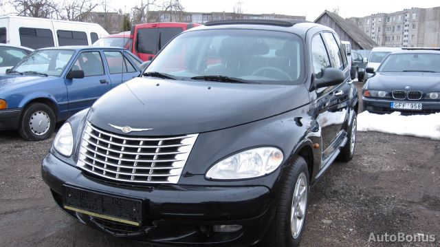 Chrysler pt-cruiser 1.6 i 16v